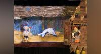 Гуси-лебеди детский спектакль