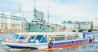 «Парадный Петербург» теплоходная экскурсия
