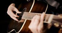 Испанская гитара в дуэте с органом концерт