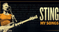 STING. MY SONGS TOUR концерт