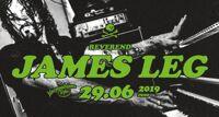 James Leg концерт