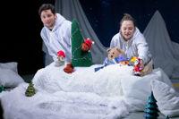 Маленький Дед Мороз спектакль