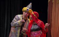 Волшебная лампа Аладдина детский спектакль