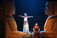 Цезарь и Клеопатра мюзикл