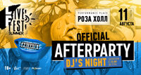 Afterparty Live Fest Summer концерт