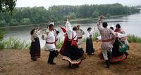 Лики любви русской деревни концерт