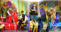 Сказка о царе Салтане спектакль