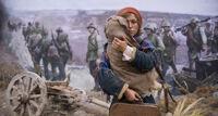 Трехмерная панорама «Память говорит. Дорога через войну» выставка