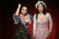 Колдовская любовь спектакль