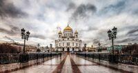 Храм Христа Спасителя — святой Феникс России пешеходная экскурсия