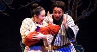 Ослепительная Окинава спектакль