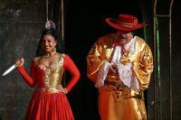 Графиня-цыганка спектакль