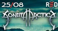 Sonata Arctica 25.08/19:00 концерт