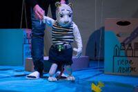 Порт детский спектакль