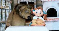 Машенька и медведь детский спектакль