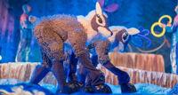 Новогодние тачки: спасти оленей интерактивный спектакль