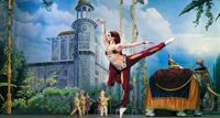 Баядерка балет