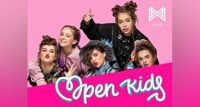 Open Kids концерт группы