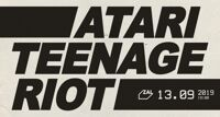 Atari Teenage Riot концерт