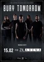 Bury Tomorrow концерт группы