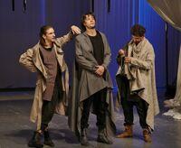 Ромео и Джульетта спектакль