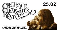 Creedence Clearwater Revived концерт группы
