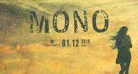 Mono концерт группы