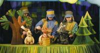 Клочки по заулочкам детский спектакль