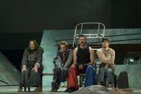 Чернобыль спектакль
