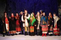 Русский календарь спектакль