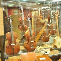 Звучат исторические инструменты из коллекции РНММ цикл концертов