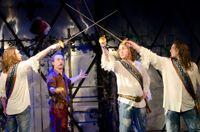 Три мушкетера спектакль