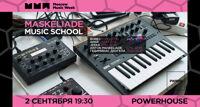 Maskeliade Music School (MMW 2018) 02.09/19:00 концерт