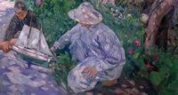 Импрессионизм и испанское искусство выставка