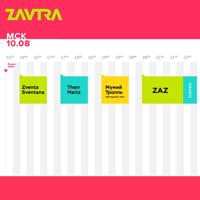 ZAVTRA festival фестиваль