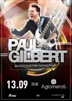 Paul Gilbert концерт
