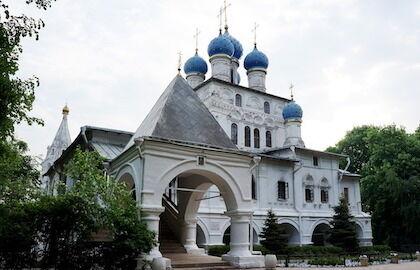 Коломенское: будни и праздники русских царей