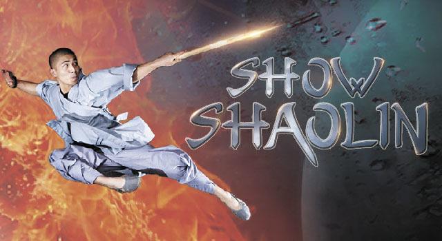 Shaolin Show (ШОУ МОНАХОВ ШАОЛИНЯ)