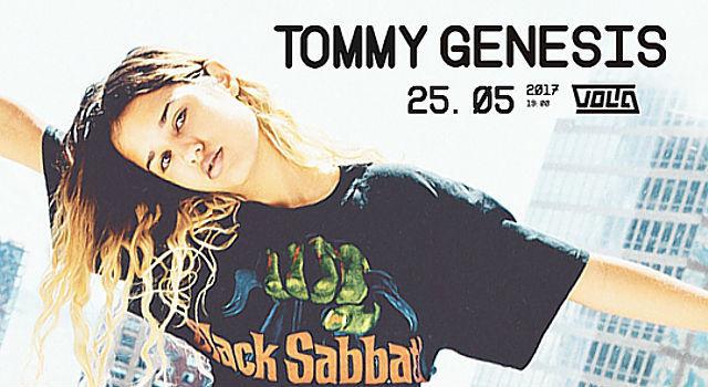 Tommy Genesis