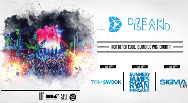 Фестиваль Dream Island (Хорватия)