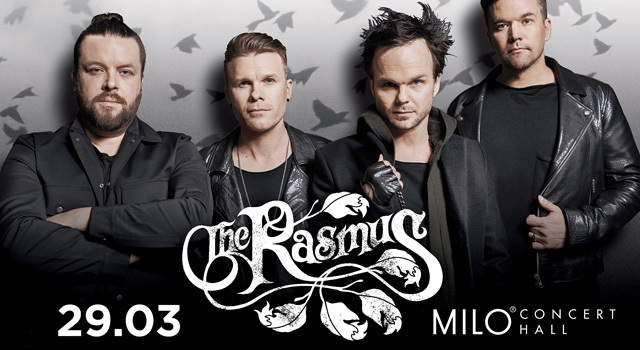 THE RASMUS. DARK MATTERS TOUR