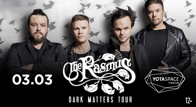 THE RASMUS «Dark Matters Tour»