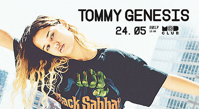 Tommy Genesis (Canada)