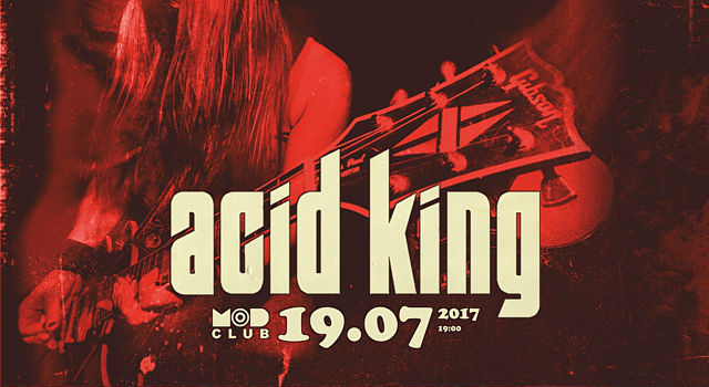 ACID KING (USA)