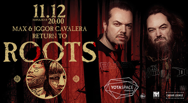 Max and Iggor Cavalera return to Roots