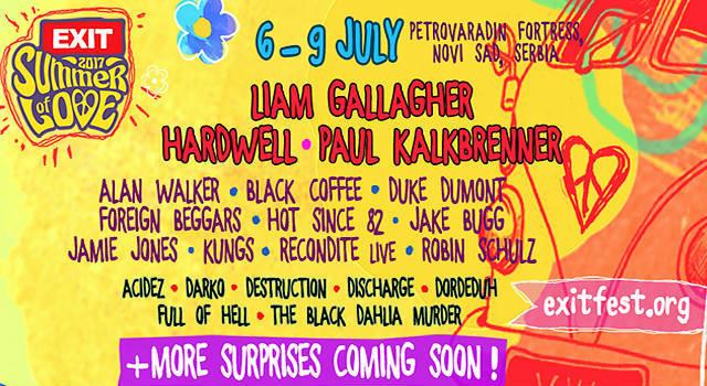 Фестиваль EXIT (Сербия)