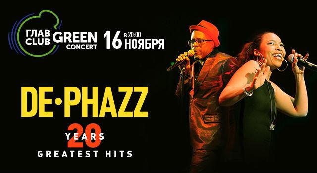 De Phazz. 20 Years. Greatest Hits