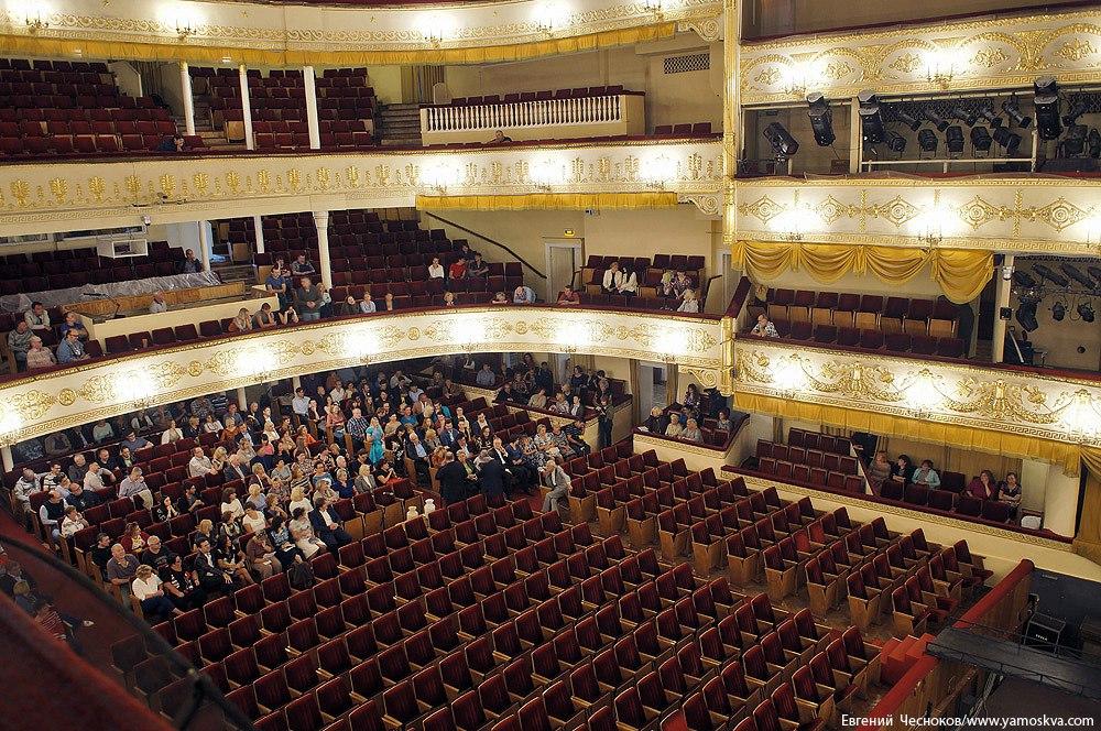 театр оперетты официальный сайт цены на билеты