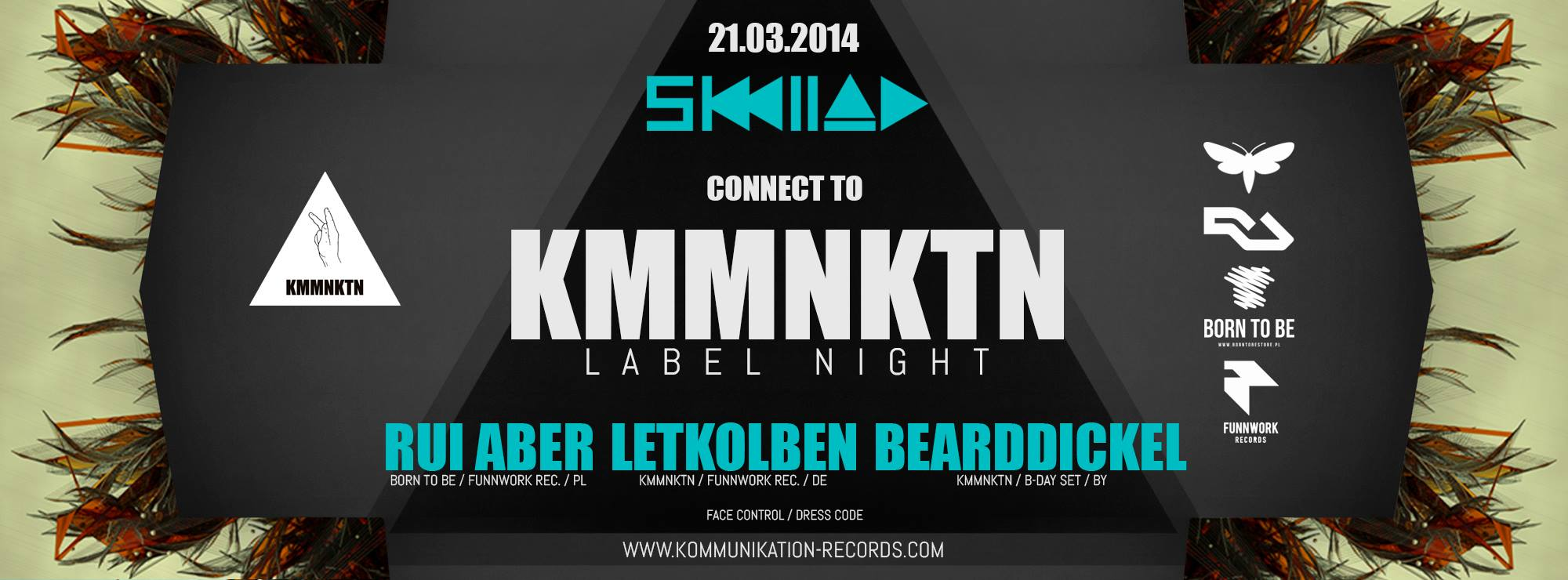 Connect to KMMNKTN Label Night концерт