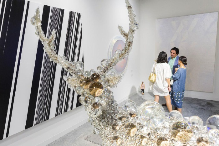 Art Basel Miami Beach ярмарка